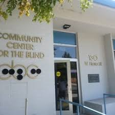 Community Services For The Blind Community Center For The Blind And Visually Impaired Community
