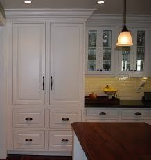 Kitchen Cabinets Glass Inserts Kitchen Remodels Custom Cabinetry