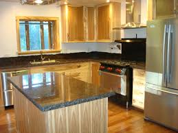 Kitchens With Hickory Cabinets Custom Cabinets John Tanner General Building