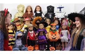 Halloween Costume American Dolls Halloween 2015 Custom Ag Dolls