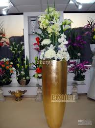 large floor vase fashion artificial flower modern fashion