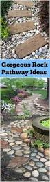 27 easy and cheap walkway ideas for your garden gardens garden