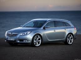 opel insignia sports tourer 2010 picture 2 of 85