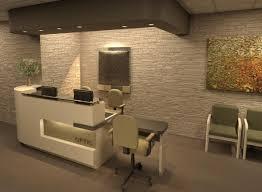 optometry office furniture reception desks