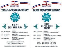 table mountain casino concerts senior table mountain casino trip city of kerman