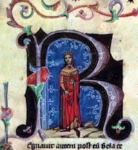 King Of The Blind Ii U0027vak U0027 Béla Bela Ii U0027the Blind U0027 Of Hungary Béla Ii The Blind