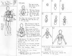 Female Body Anatomy Drawing How To Draw The Female Body By Jasonfrancisco Deviantart Com