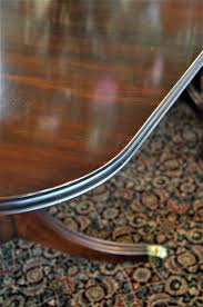 henkel harris double pedestal mahogany table impulse llc