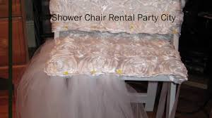 bridal shower chair bridal shower chair 99weddingideas