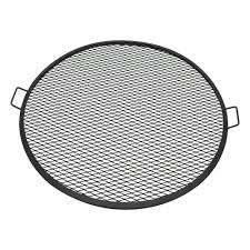 Firepit Grille by Amazon Com Sunnydaze X Marks Fire Pit Cooking Grill 36 Inch