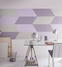 peinture pour bureau peindre un mur en couleur côté maison