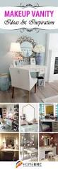 table likable makeup vanity home styles naples table mirror and