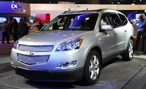 2013 chevrolet traverse u2013 maintenance checks we make your car