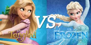 tangled frozen movie rotoscopers