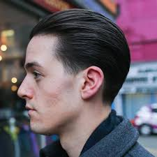 photo of the back of hair with a short bob 50 gorgeous slicked back hair ideas express yourself 2018