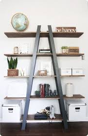 Best 25 Ladder Shelf Decor by Best 25 Ladder Shelves Ideas On Pinterest Ladder Desk Desk Inside