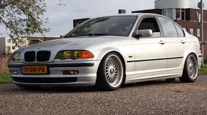 kereta bmw 5 series bmw e46 sedan stanced bbs rc 0 90 style 5 youtube
