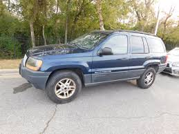 silver jeep grand cherokee 2004 2004 used jeep grand cherokee 4dr laredo at toyota of fayetteville