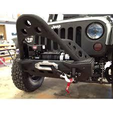 jeep wrangler front bumper smittybilt xrc m o d modular center section front bumper