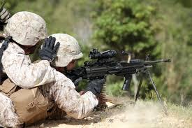 Marines Let U0027em Rip Weaponsman
