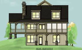 House Plans With Porch Cottage House Plan With Wraparound Porch By Max Fulbright