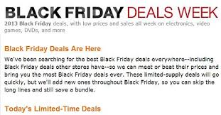 when does amazon black friday deals start a kindle world blog amazon u0027s storewide black friday weekend and
