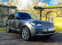 range rover land rover 2017 used 2017 land rover range rover v8 autobiography for sale in west