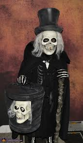 Haunted Mansion Costume Hatbox Ghost Costume