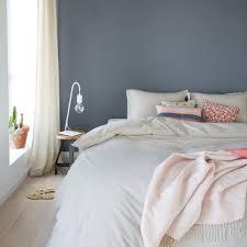 Schlafzimmer Wand Blau Gemütliche Innenarchitektur Schlafzimmer Farbe Streichen