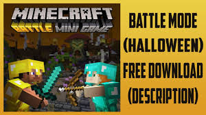 minecraft music battle mode halloween free download youtube