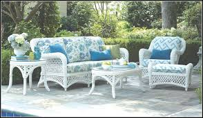 walmart white wicker patio furniture patios home decorating