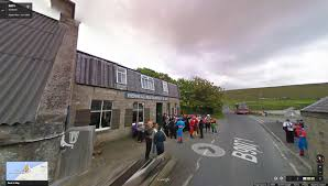 Google Maps Tardis 22 Funny Google Street View Pictures Privacy Conscious Cows Idg