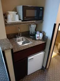 Comfort Suites In Ogden Utah Small Kitchen Area Picture Of Comfort Suites Ogden Tripadvisor