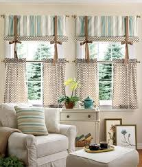 Tie Up Valance Curtains Captivating Tie Up Valance Kitchen Curtains Decor With 384 Best