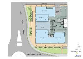 100 loading dock floor plan charleston floor plan of store
