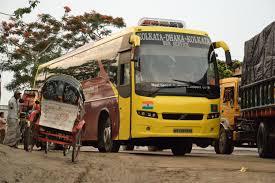 volvo corp file wbstc volvo bus sauhardya 2 wb 23 b 9224 daulatdia ghat