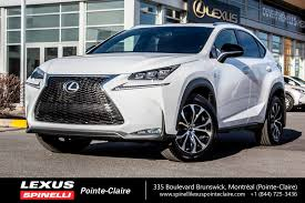 lexus nx 300h d occasion used 2017 lexus nx 200t f sport series 2 for sale in montreal