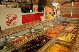 wendy u0027s salad bar is back