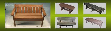Woodworking Bench South Africa by Outdoors Garden Furniture Benches Recycled Plastic Wood Decks