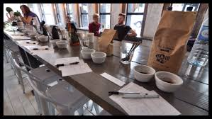 coffee cupping la bottega milanese leeds a tale of two sittings