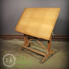 Hamilton Drafting Table Vintage Hamilton Drafting Table Industrial Artifacts