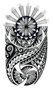 polynesian tribal design polynesian tribal tattoos designs