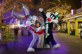 New York Six Flags Great Adventure Celebrate Christmas At Six Flags In 2017