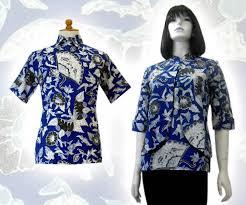 gambar model baju batik modern model baju batik modern wanita model baju batik modern terbaru