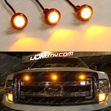 Ford Raptor Yellow - ford raptor grill lights ebay