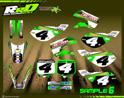 graphics for motocross bikes rusk racing custom motocross graphics and decals thick stickers