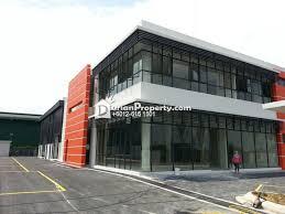 detached factory for sale at teluk gong workshop port klang for
