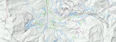 Printable Maps Trailforks Printable Maps Pinkbike