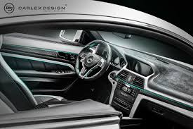 Mercedes Benz E Class 2014 Interior Carlex Design Works Its Magic With The Interior Of A Mercedes Benz