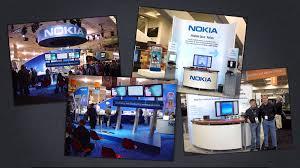 nokia trade shows valiant media u2013 brave website design and